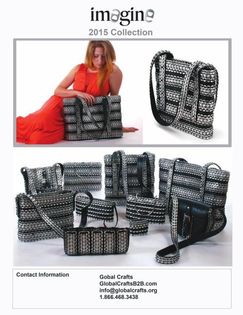 Imagine - Soda Top Bags and Purses