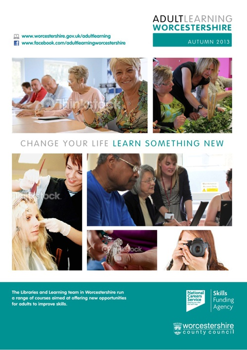 Adult Learning Prospectus 2013