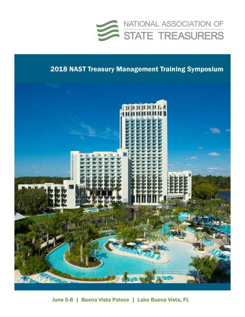 2018 Treasury Management Training Symposium Brochure 2.22
