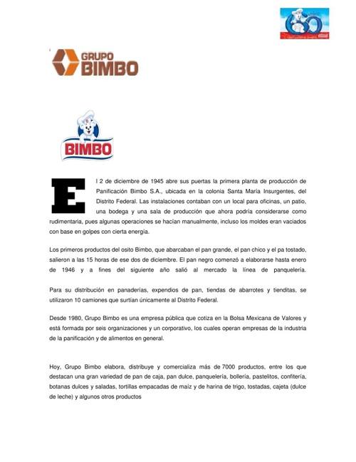 Grupo Bimbo