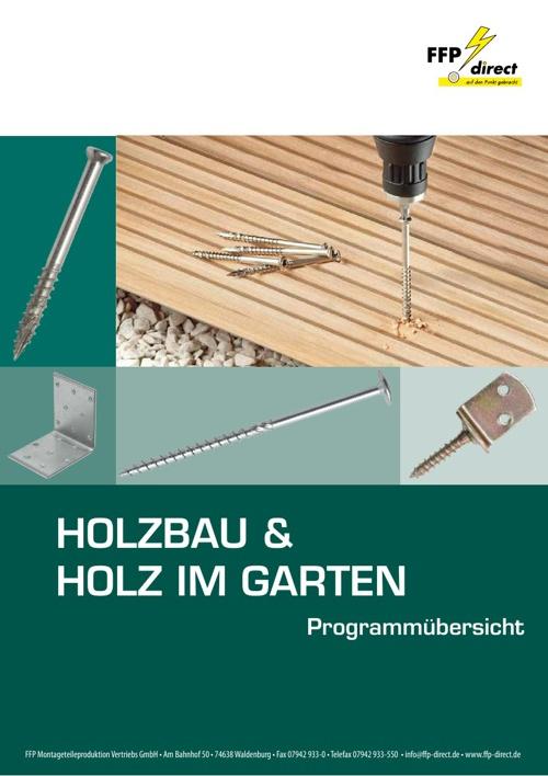 Holzbau & Holz im Garten