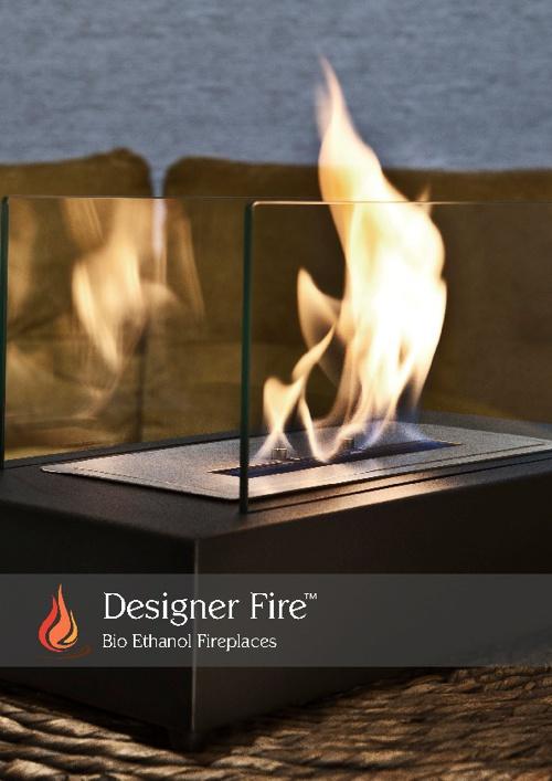 Designer Fire Catalogue
