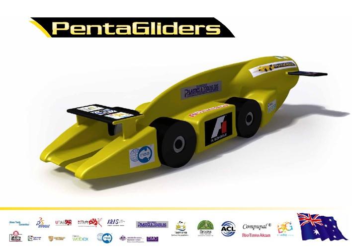 Pentagliders 2011 World Final Portfolio