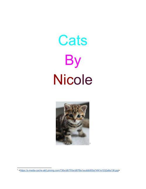 CatsByNicole