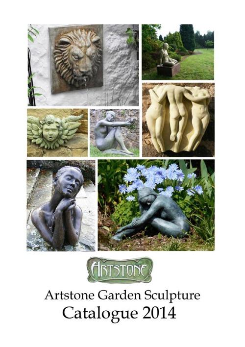 Artstone Garden Sculpture 2014