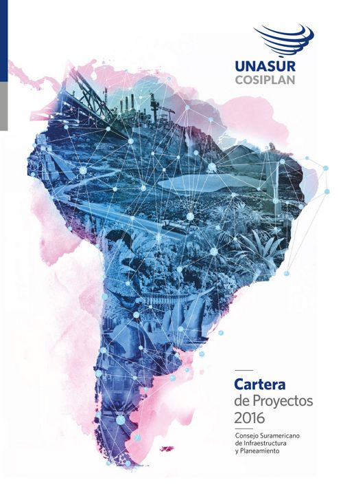 INFORME DE LA CARTERA DE PROYECTOS DEL COSIPLAN 2016