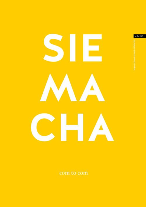 SIEMACHA. Com to Com nr 3