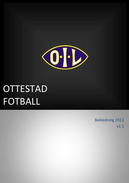 OIL Fotball bekledning