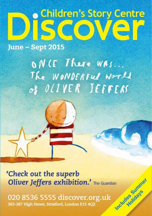 Discover Summer 2015 Brochure, June - September