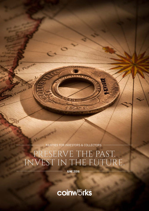 PRESERVE THE PAST. INVEST IN THE FUTURE.