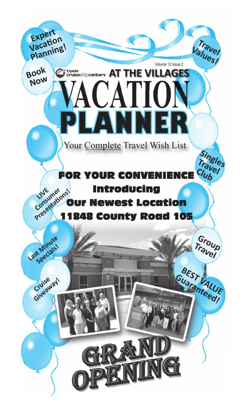 Vacation Planner - The Villages