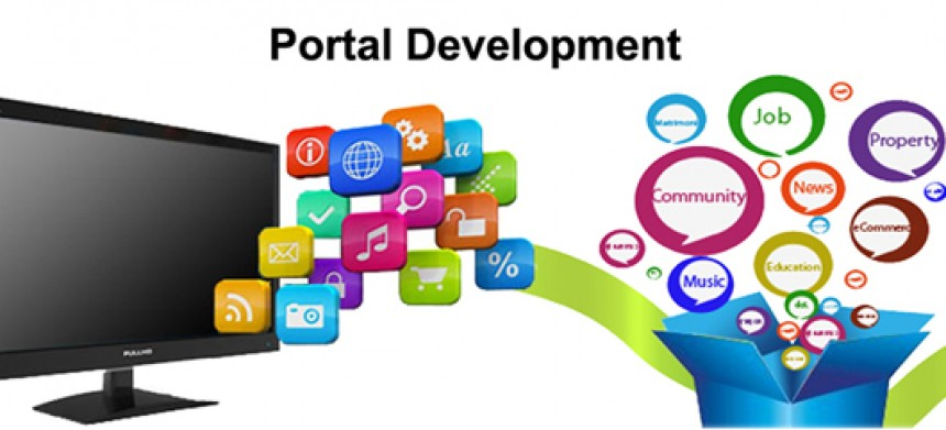 DEVELOP A COMPLETELY FUNCTIONAL ONLINE PORTAL IN NO TIME
