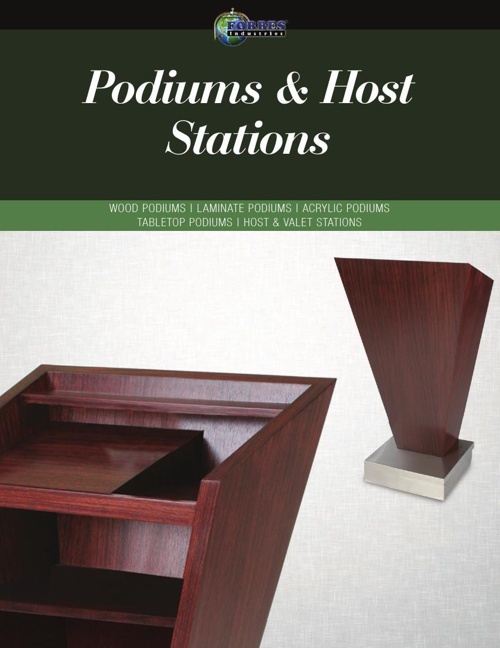 (04) Podiums & Host Stations