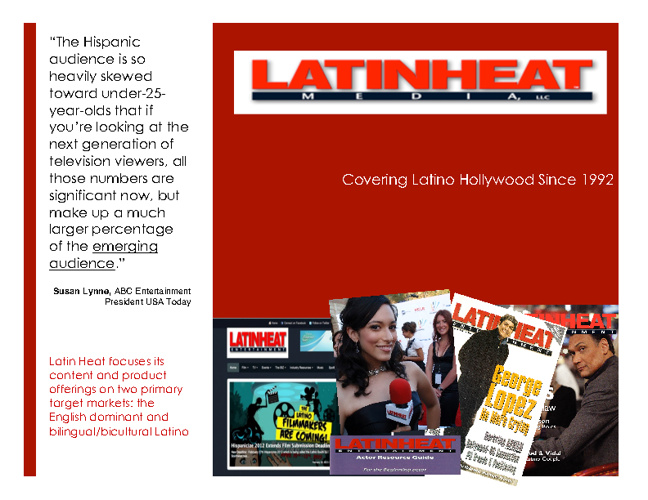 Latin Heat Media Kit