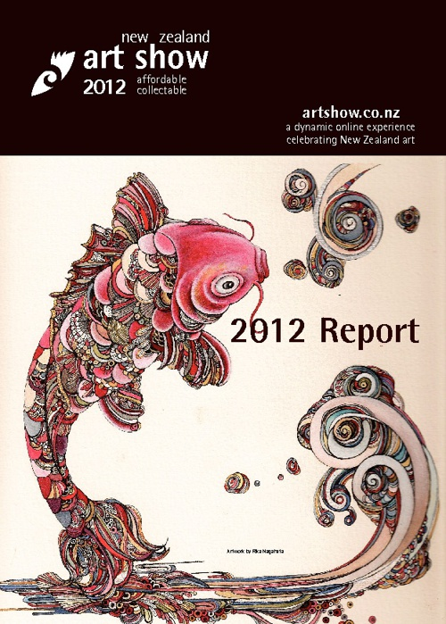 2012 New Zealand Art Show Report