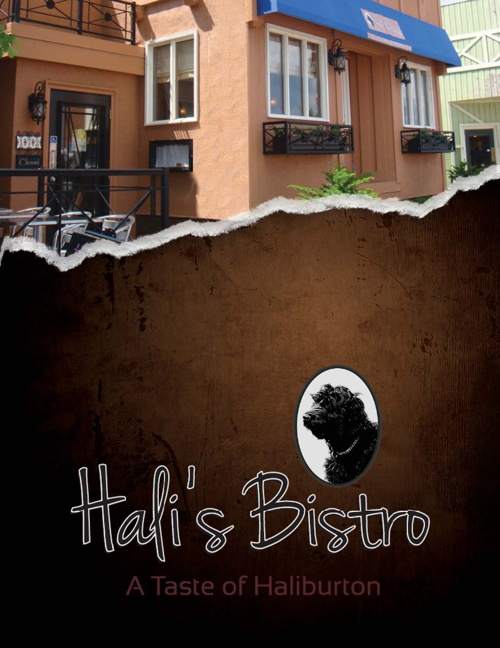 Hali's Bistro Menu