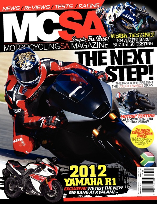 MCSA 2012 BackIssues