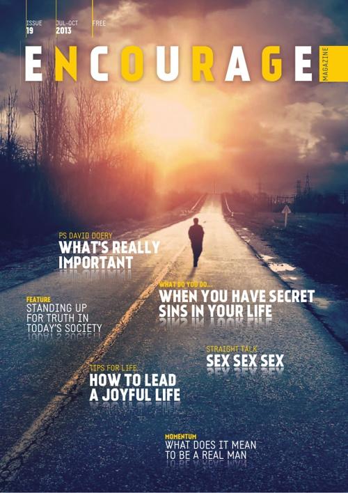 Encourage Magazine #19 Jul-Oct 2013