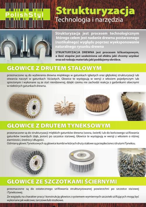 Polishstyl - Strukturyzacja