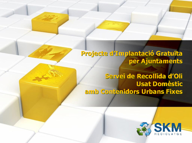 Projecte d'Implantació Gratuïta