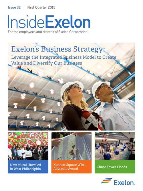 Inside Exelon: 2015 Q1