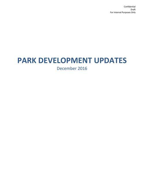 Pier Profiles - Hudson River Park - Dec 21 2016