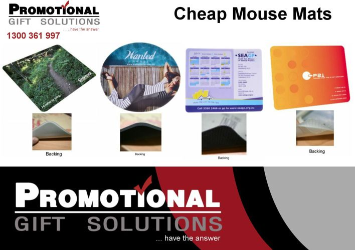 Cheap Mouse Mats
