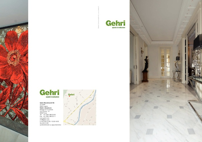 Prospetto Gehri