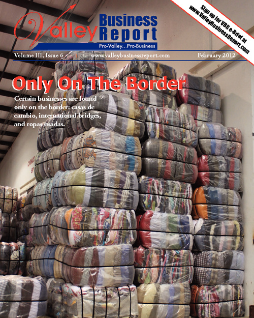 Valley Business Report - February 2012