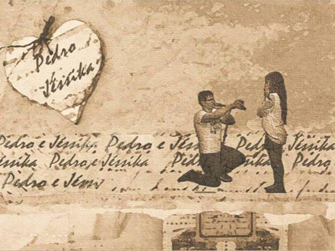 Copy of Noivado SURPRESA de Pedro e Jessika