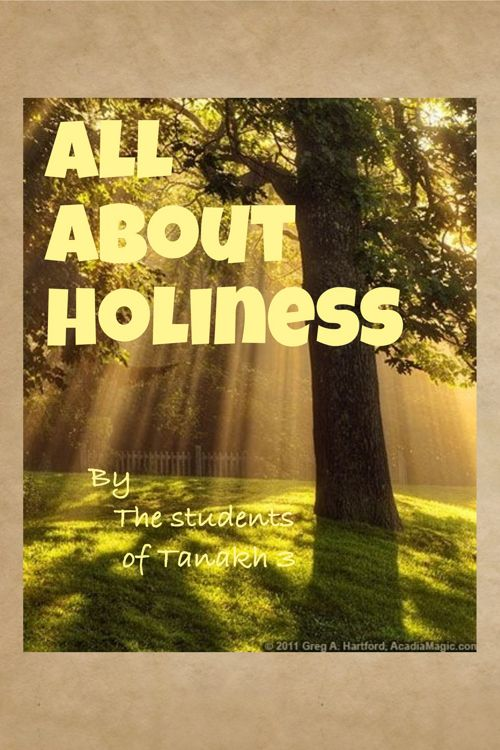 All About Holiness