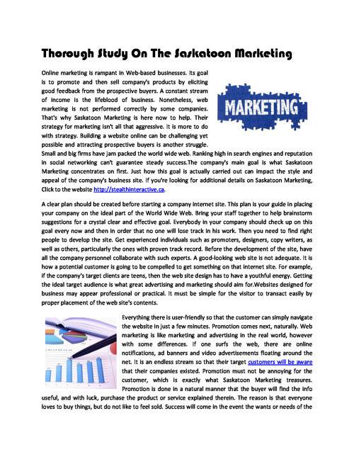 Thorough_Study_On_The_Saskatoon_Marketing