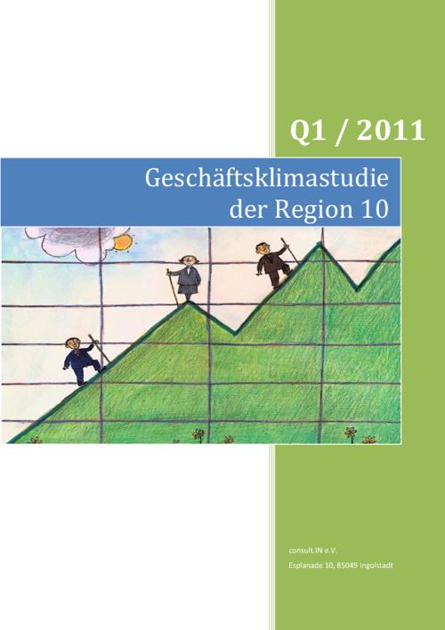 Geschäftsklimaanalyse