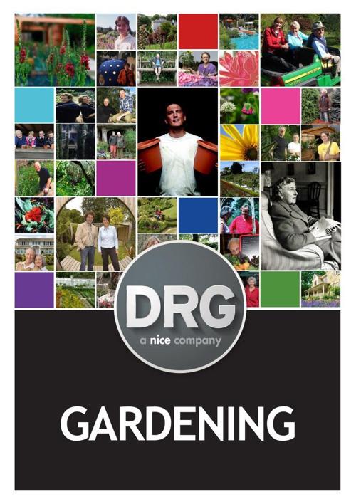 DRG - Gardening Catalogue