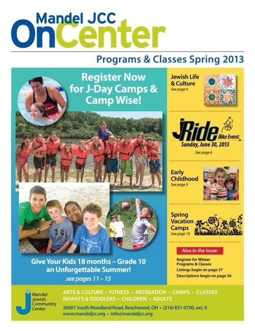 OnCenter - Spring 2013