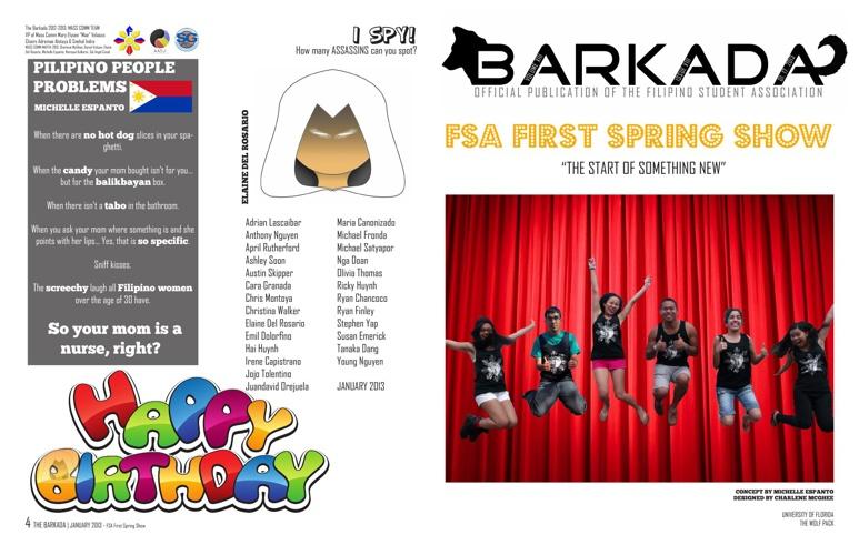Barkadas 2012-2013 Pt.3