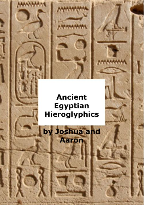 Ancient Egyptian Hieroglphics