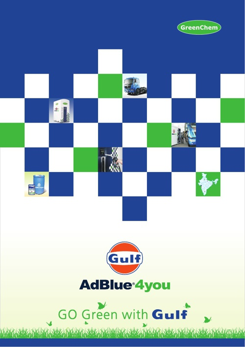 Gulf Oil's AdBlue Solutions