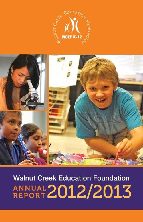 WCEF Annual Report 2012-2013