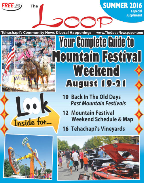 Your Complete Guide to Mountain Festival 2016 in Tehachapi