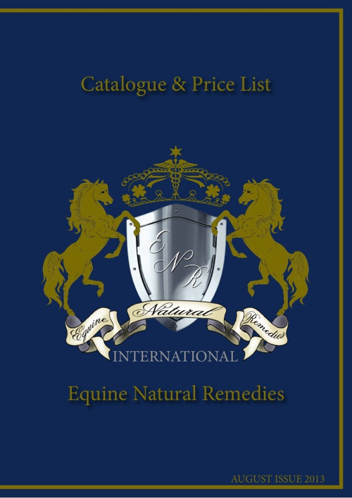Equine Natural Remedies (international)