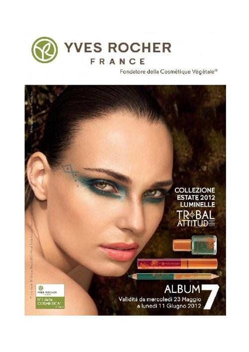 Catalogo Yves Rocher - 7 - 2012