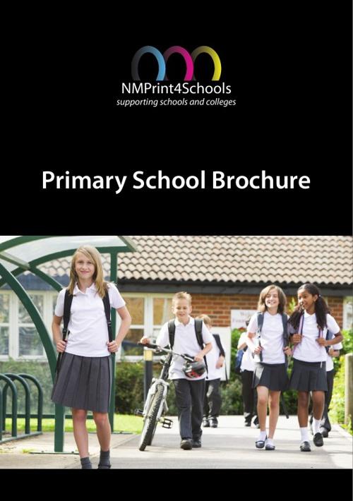 Primary School Brochure