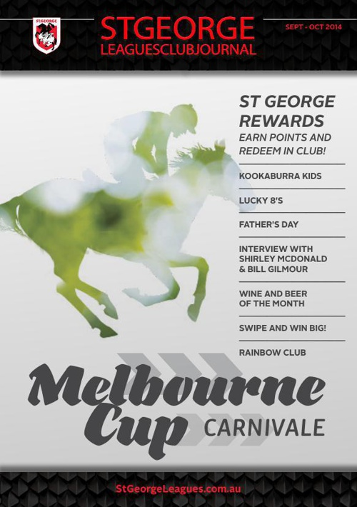 St George Leagues Club Journal August-September