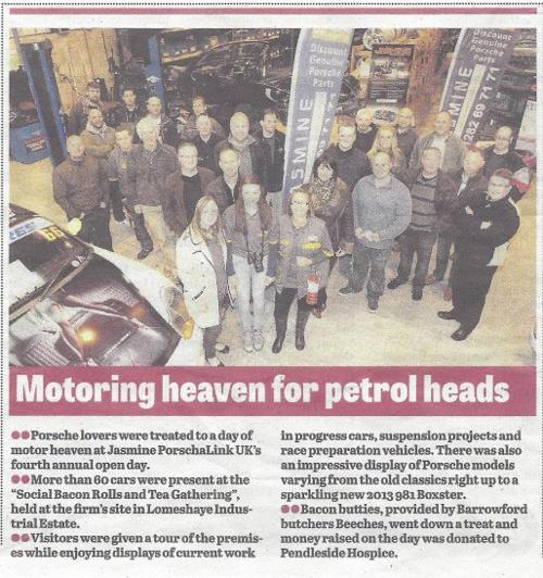 Burnley Express 5.11.2013
