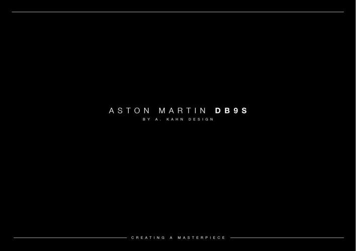 Kahn Design_Aston Martin DB9S
