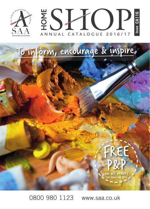 SAA Annual Catalogue 2016/17