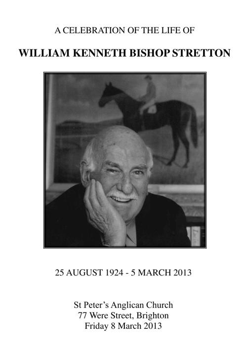 William Stretton