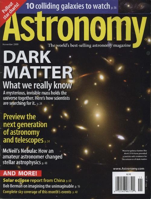 Astronomy 2009