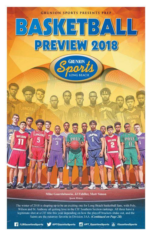 Grunion Sports | January 4, 2018